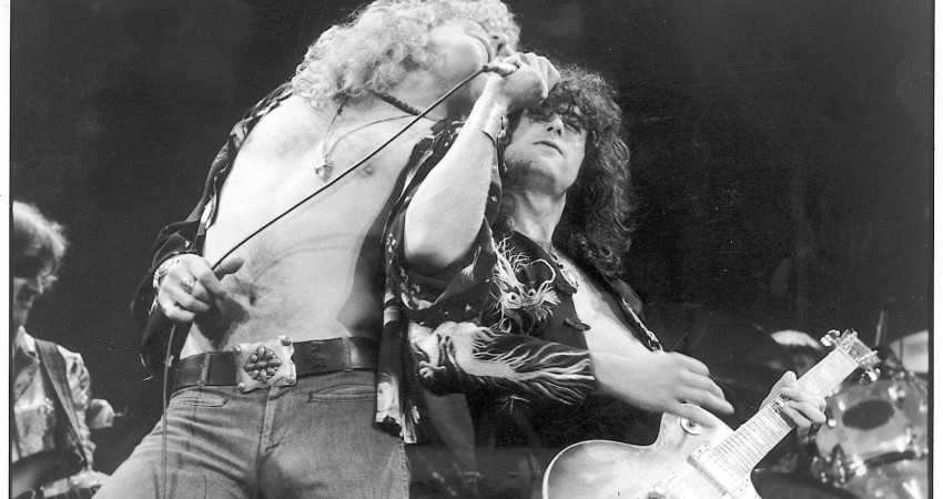 Led Zeppelin: Top 10 songs