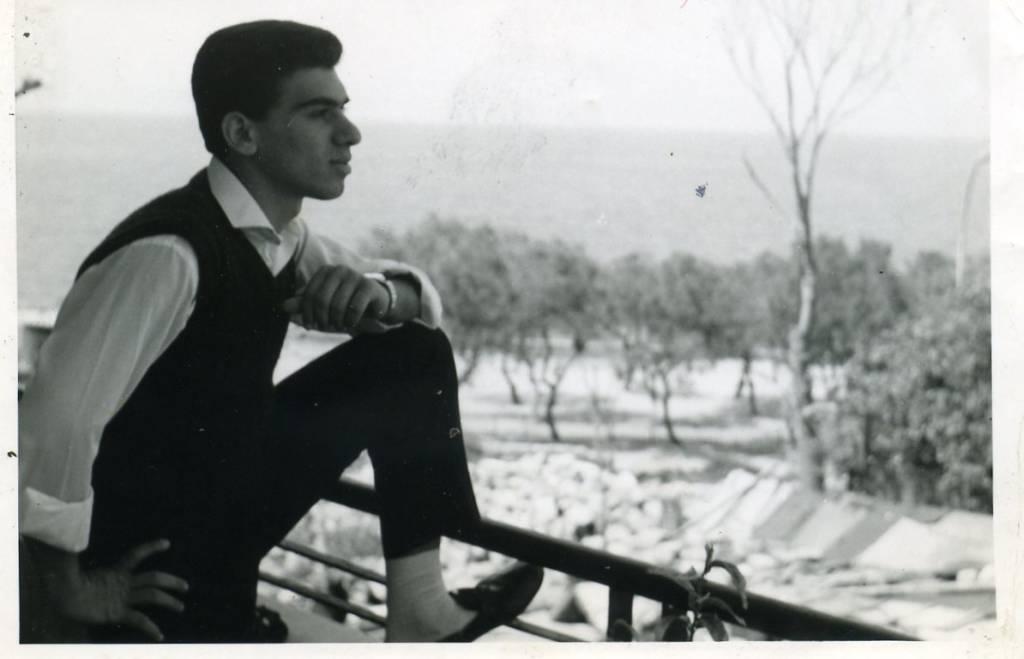 Zad 1962 - Beirut - Home-Balcony