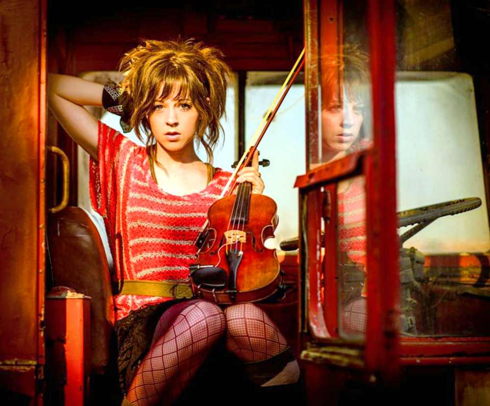 lindsey stirling top 10 songs project revolver