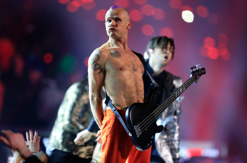 15 red hot chili peppers songs where flea goes hard on the bass project revolver. Black Bedroom Furniture Sets. Home Design Ideas