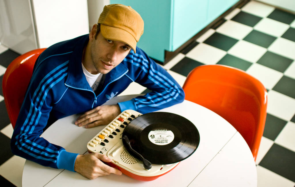 Diggin' for Answers from DJ Format