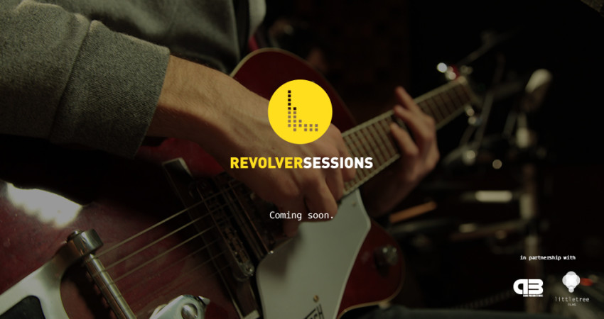 Revolver Sessions: Coming Soon