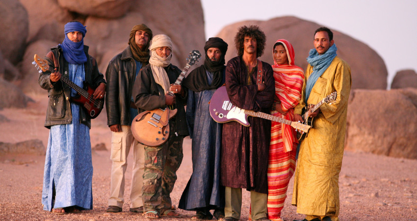 Tinariwen: Top 15 Songs