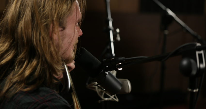 Revolver Sessions: Cato Live at the Citadel