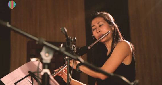 Revolver Sessions: Oumi Ensemble Live at the Citadel