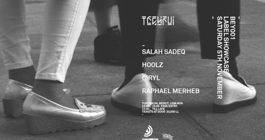 _BEY001: Techfui's First Label Showcase in Beirut