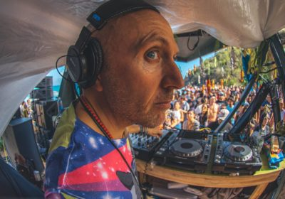 All Day I Dream of 'Loopyness': The New Lee Burridge & Lost Desert EP