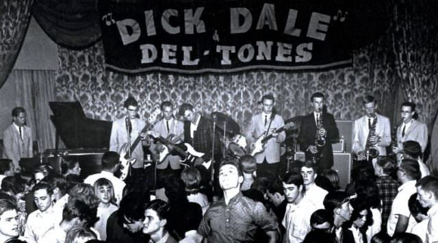 Remarkable, very dick dale and del consider, that