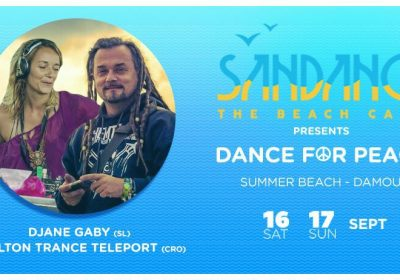 Sandance for Peace: Season Closing