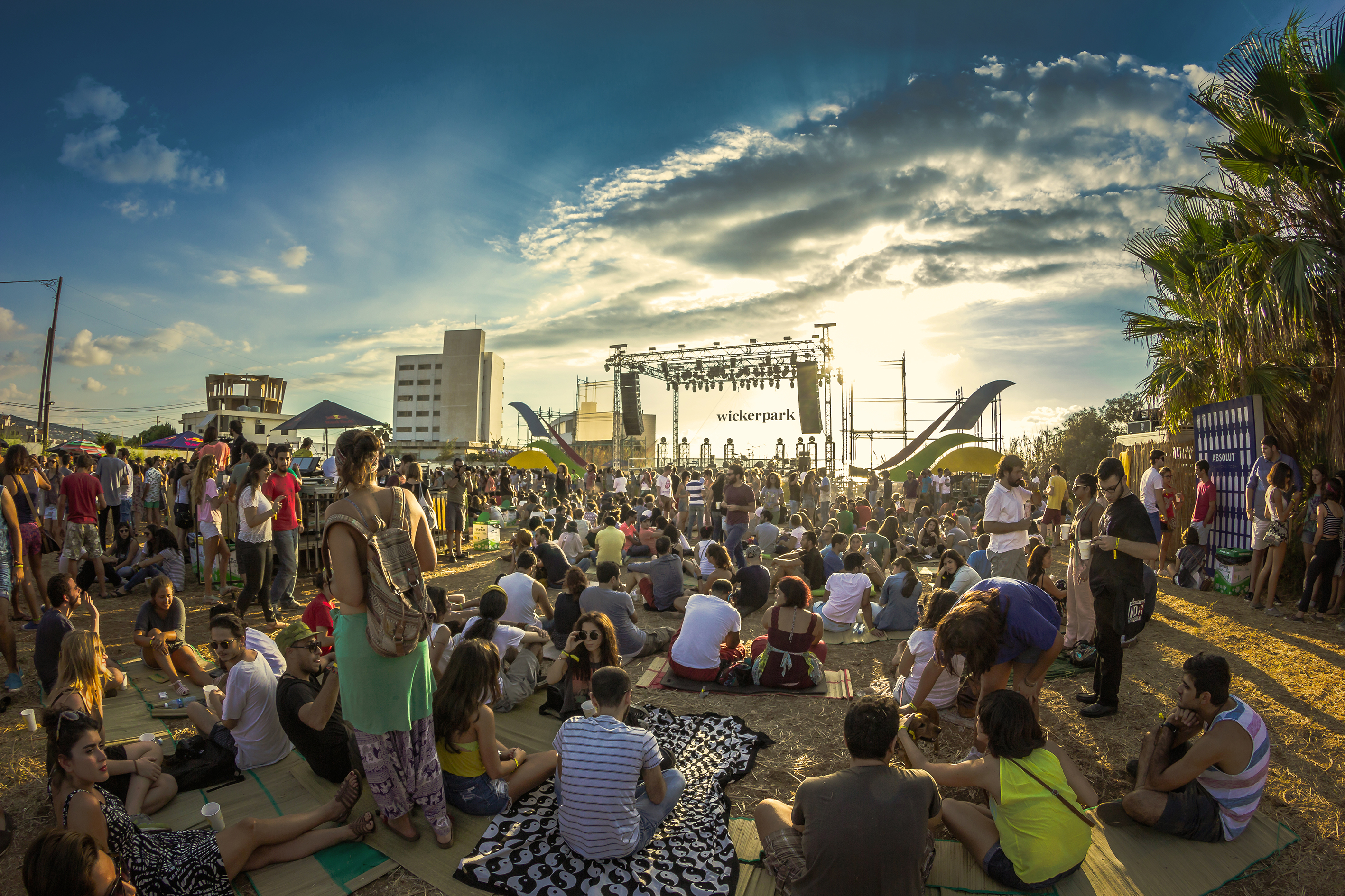 Music by the Sea: Wickerpark Interview