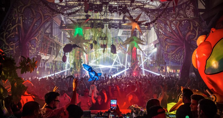 Elrow: An Alien Party From Another Dimension