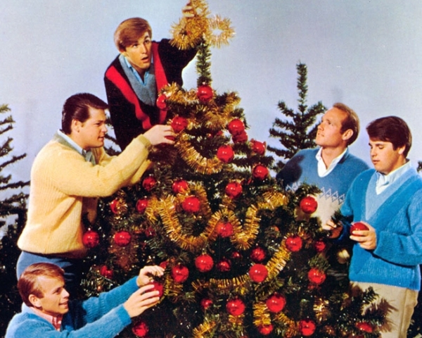 12 awesome christmas songs project revolver - Beach Boys Christmas Songs