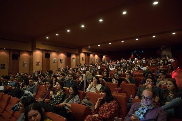 Ayam Beirut Al Cinema'iya - 2018