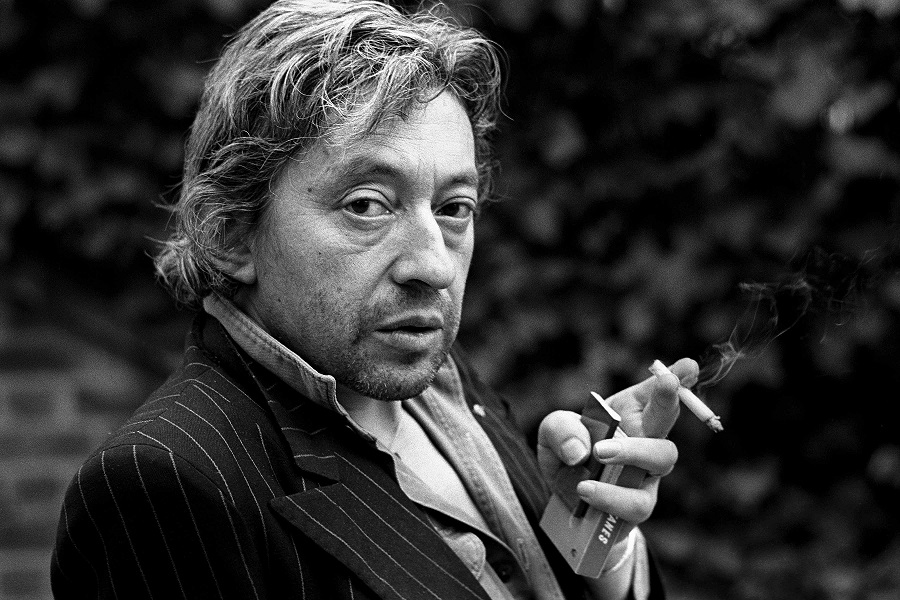 Serge Gainsbourg Top Songs