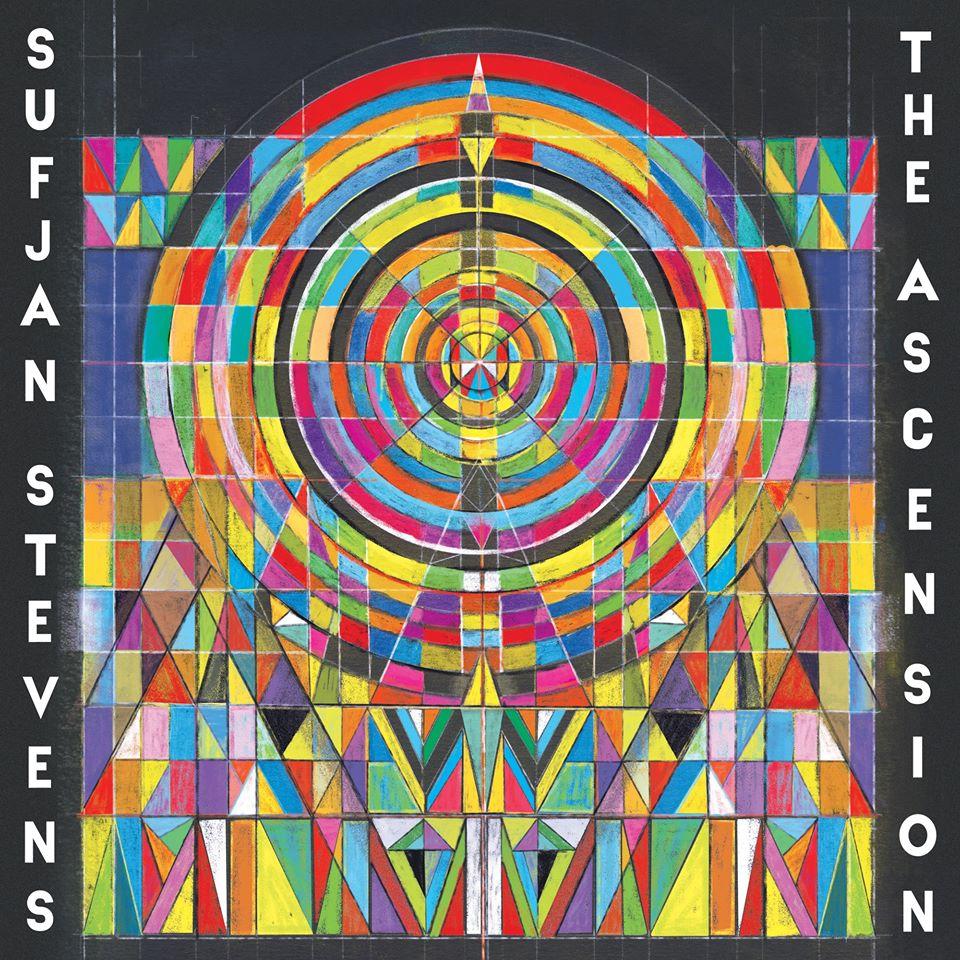 Sufjan Stevens The Ascension album cover